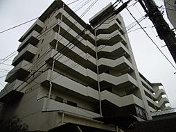 ロイヤルハイツ阿倍野[606号室号室]の外観
