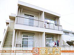 愛知県名古屋市南区前浜通6丁目の賃貸アパートの外観