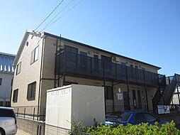 アンプルールリーブルプレパルク[2階]の外観