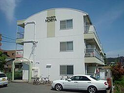 岡山県倉敷市川入の賃貸マンションの外観