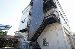 (有)富士マンション[302号室]の外観