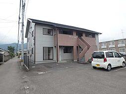 愛媛県新居浜市中村松木1丁目の賃貸アパートの外観