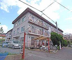 京都府京都市左京区修学院高部町の賃貸マンションの外観