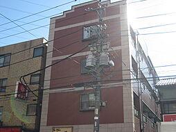 神奈川県横浜市港北区樽町2の賃貸マンションの外観
