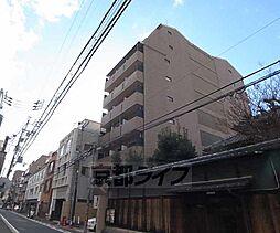 京都府京都市中京区高倉通二条上る天守町の賃貸マンションの外観