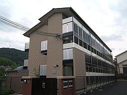 京都府京都市伏見区日野岡西町の賃貸マンションの外観