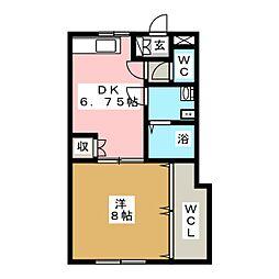 ライドスタイル[1階]の間取り