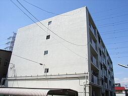 新横浜マンション[503号室号室]の外観