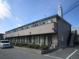 シャンテ・笠松[2階]の外観