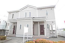 愛知県名古屋市緑区鎌倉台1丁目の賃貸アパートの外観