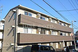 神奈川県横浜市南区西中町2丁目の賃貸アパートの外観