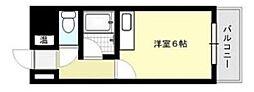 PLEAST警弥郷[2階]の間取り