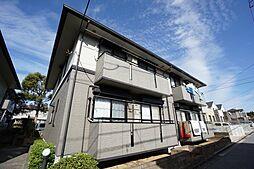 千葉県千葉市緑区あすみが丘8の賃貸アパートの外観
