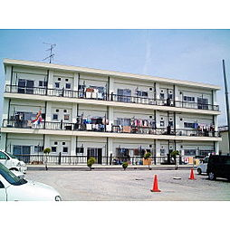 末広マンション[3階]の外観