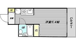 クリスタルアーク[10階]の間取り