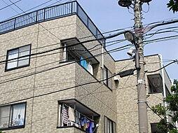 東京都足立区一ツ家4丁目の賃貸マンションの外観