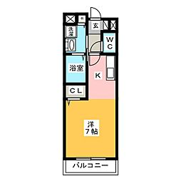 FKH−k[2階]の間取り