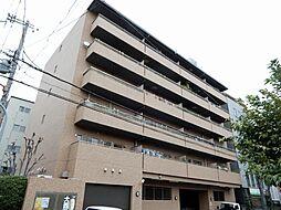 ヒルサイド四天王寺東[4階]の外観