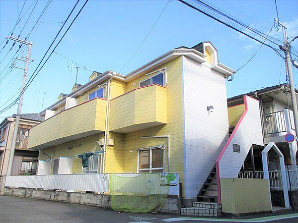 ライフピアアカシア[2階]の外観