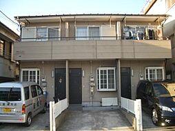 [テラスハウス] 神奈川県横浜市金沢区富岡西3丁目 の賃貸【/】の外観