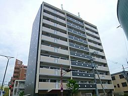 大阪府大阪市住吉区南住吉2丁目の賃貸マンションの外観