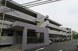 グレースマンション[1階]の外観