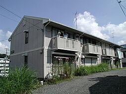ドミール菅田[2階]の外観