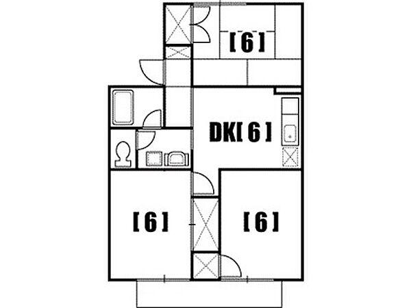 空室 win石橋 105 3dk 直江津駅 上越市石橋 の賃貸アパート 賃貸