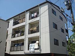 カトレヤマンション[5階]の外観