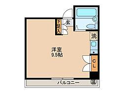 第一誠ビル[2階]の間取り
