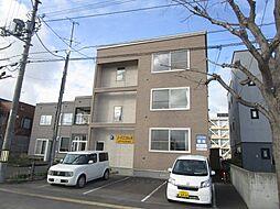 [タウンハウス] 北海道札幌市北区太平七条2丁目 の賃貸【/】の外観