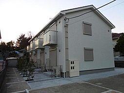 [テラスハウス] 神奈川県横浜市中区滝之上 の賃貸【/】の外観