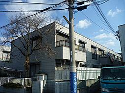 コートロッジパートI[1階]の外観