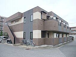 コンフォール蘇我[2階]の外観