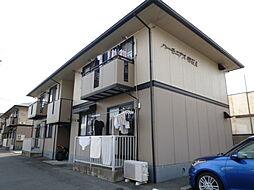 岡山県倉敷市児島下の町9丁目の賃貸アパートの外観