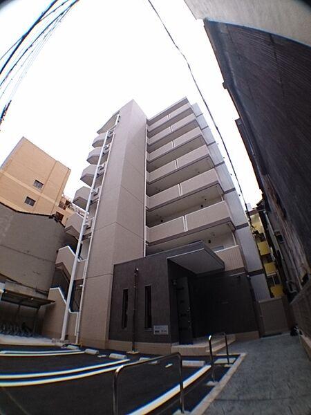 大阪府大阪市中央区日本橋2丁目の賃貸マンションの画像