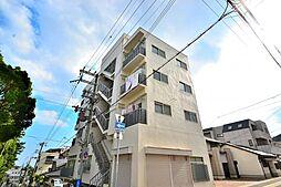 兵庫県神戸市灘区福住通8丁目の賃貸マンションの外観