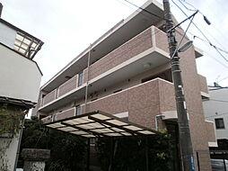 静岡県三島市幸原町1丁目の賃貸マンションの外観