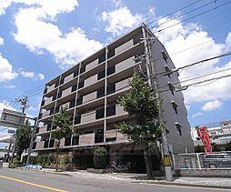 京都府京都市伏見区西大手町の賃貸マンションの外観