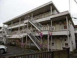 サンハイム大沢[3階]の外観