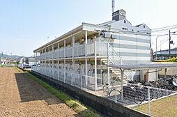 レオパレスWild Boar[1階]の外観
