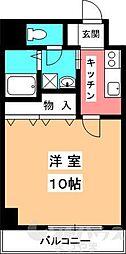 イストワール千舟[5階]の間取り