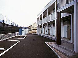 レオパレスサニーハイツ[1階]の外観