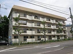 北海道函館市柳町の賃貸マンションの外観