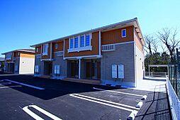 サニーガーデンB[2階]の外観