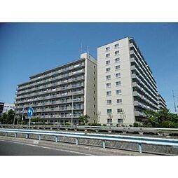 北海道札幌市東区北二十条東1丁目の賃貸マンションの外観