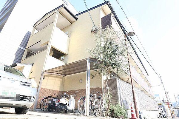 フラッティ梅小路 2階の賃貸【京都府 / 京都市下京区】