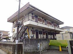 はづきコーポ[1階]の外観