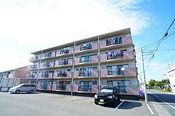 静岡県浜松市東区薬新町の賃貸マンションの外観