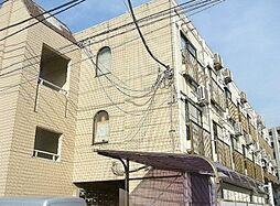 東京都葛飾区高砂2の賃貸マンションの外観